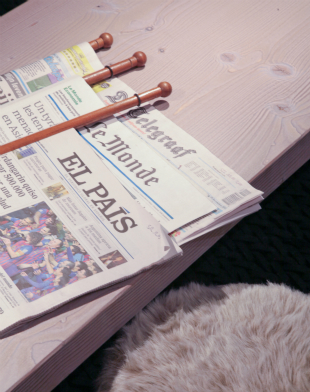 Newspapers in Val Thorens