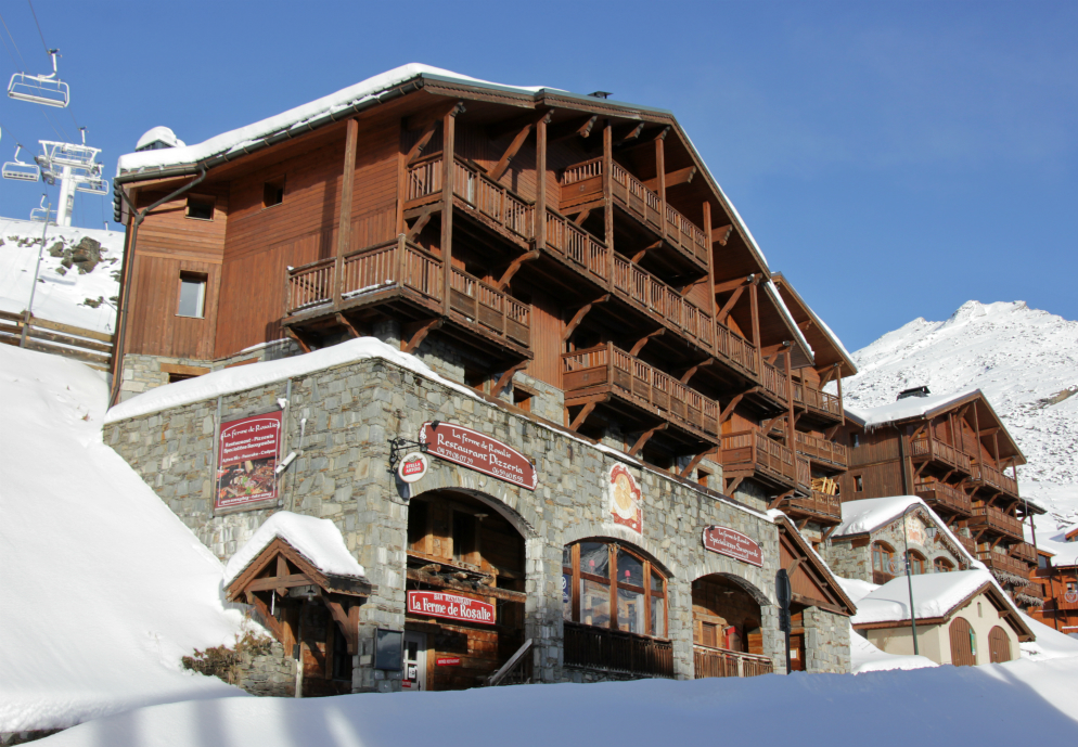 Val Thorens Appartments 28 Images Val Thorens Immobilier Apartment Les Balcons Val Thorens