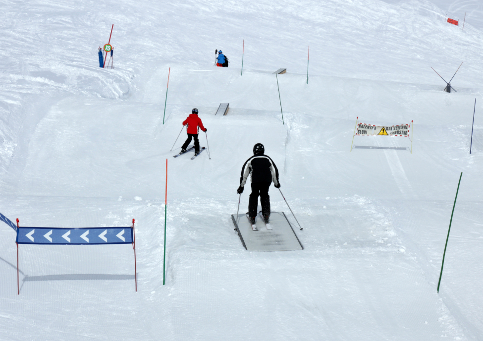 Easy Snowpark, Val Thorens