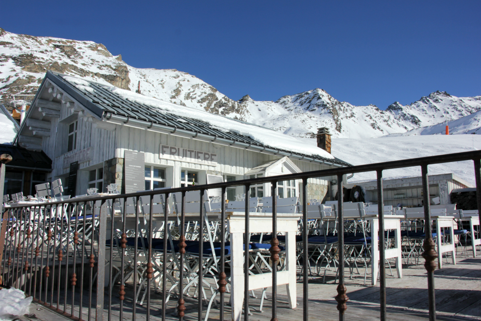 Restaurants In Val D Isere  Milk Bar