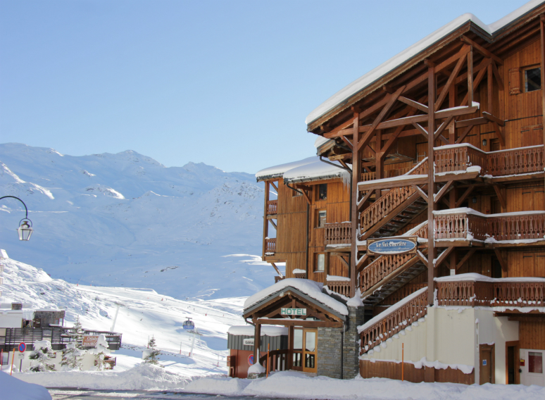 3 Star Hotels In Val Tns Le Chavière