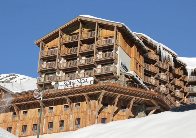 Koh I Nor, Val Thorens