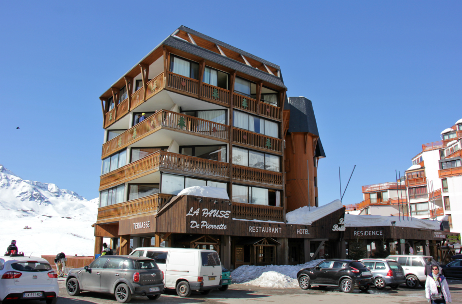 Le Portillo, Val Thorens