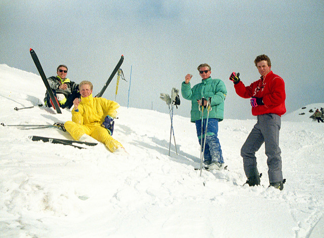 Val Thorens in 1994